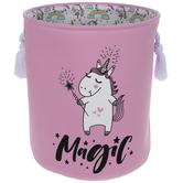Pink Unicorn Magic Laundry Hamper - Extra Large
