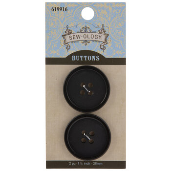 Round Buttons - 28mm