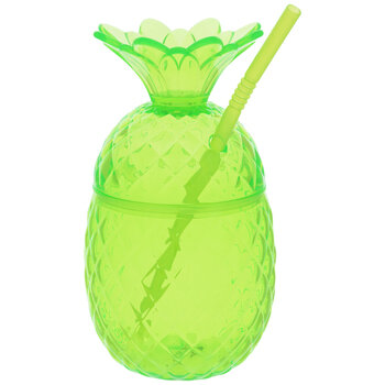 Translucent Pineapple Cup