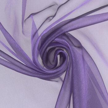 Crepe Sparkle Organza Fabric