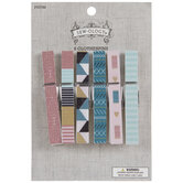 Pastel Sewing Clothespins
