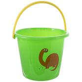 Green Dinosaur Easter Basket