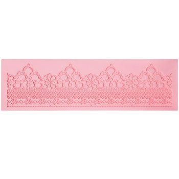 Chantilly Lace Silicone Mold