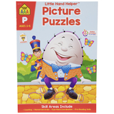 Picture Puzzle Workbook