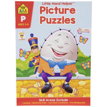 Picture Puzzle Workbook