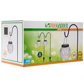 Solar Lamp Garden Stakes