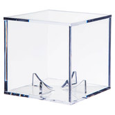 Four-Prong Square Ball Display Case