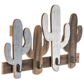Cactus Wall Decor With Hooks