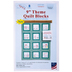 Campers Embroidery Quilt Blocks Kit