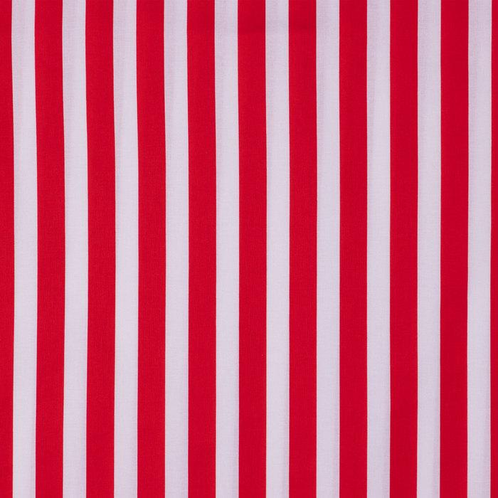 Red White Striped Apparel Fabric Hobby Lobby 1095736