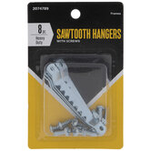 Sawtooth Hangers With Screws