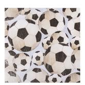 """Soccer Balls Scrapbook Paper - 12"""" x 12"""""""
