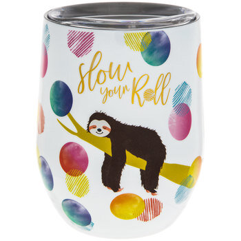 Slow Your Roll Stainless Steel Cup