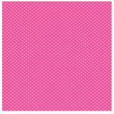 """Tiny Pink Hearts Scrapbook Paper - 12"""" x 12"""""""