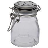 Glass Shaker Mason Jar