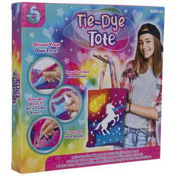 Tie Dye Tote Kit