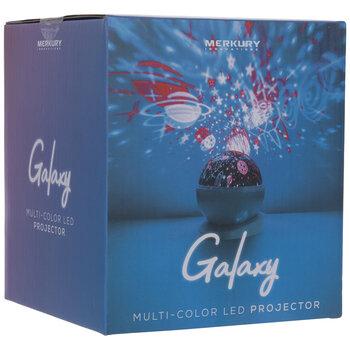 Galaxy Multi-Color LED Projector Light