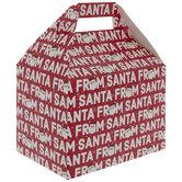 From Santa Gable Boxes