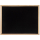 "Chalkboard With Wood Frame - 17"" x 23"""