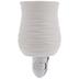 White Harmony Plug In Fragrance Warmer