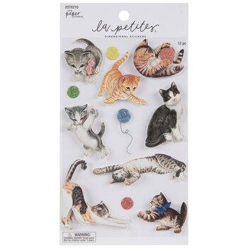 Cat 3D Stickers