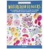 Colorways: Watercolor Flowers