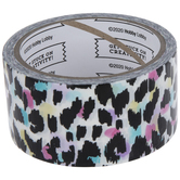 Pastel Cheetah Print Art Project Tape