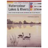 Take Three Colors Watercolour Lakes & Rivers
