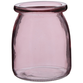 Pink Mini Glass Vase