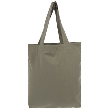 Olive Canvas Tote Bag