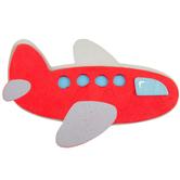 Jet Plane Painted Wood Shape