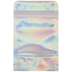 Holographic Zipper Bags