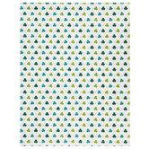 "Diamond Shamrock Pattern Scrapbook Paper 8 1/2"" x 11"""