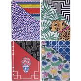 Cheetah Print Planner Pocket Folders