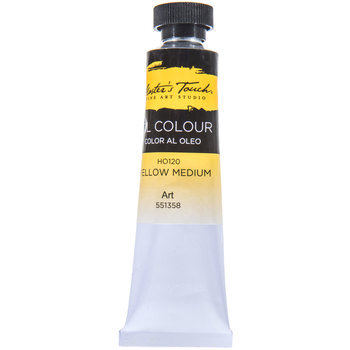 Yellow Medium Master's Touch Oil Paint - 1.7 Ounce