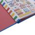 Back To School Post Bound Scrapbook Album Kit - 8