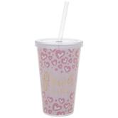 Flower Girl Heart Cup