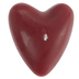 Red Heart Floating Candle