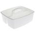 White Storage Caddy - Large