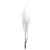 Silver Glitter Branch Bundle