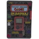 Pocket Arcade Game Keychain