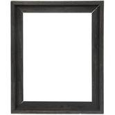 Gray Barnwood Open Frame