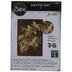 Sizzix 3D Texture Fades Poinsettia Embossing Folder