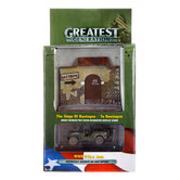 The Greatest Generation Military Diorama