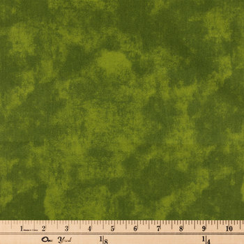 Grass Stain Cotton Calico Fabric