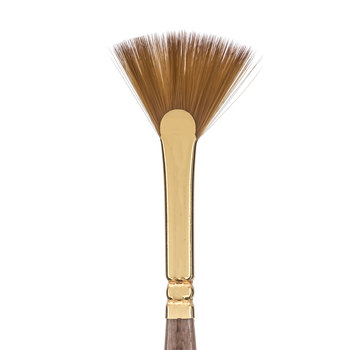Mini Kolinsablon Fan Paint Brush