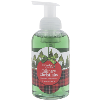 Country Christmas Foaming Hand Soap