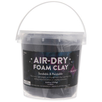 Air Dry Foam Clay