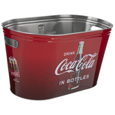 Coca-Cola Metal Container