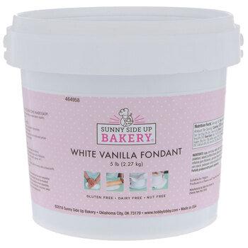 White Vanilla Fondant